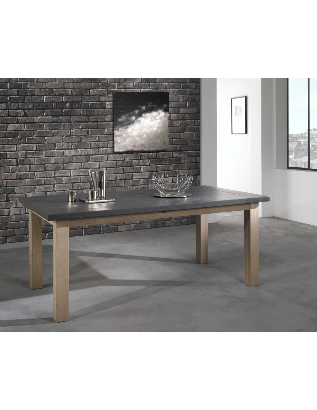 Table Salle à Manger,table Repas,ateliers De Langres