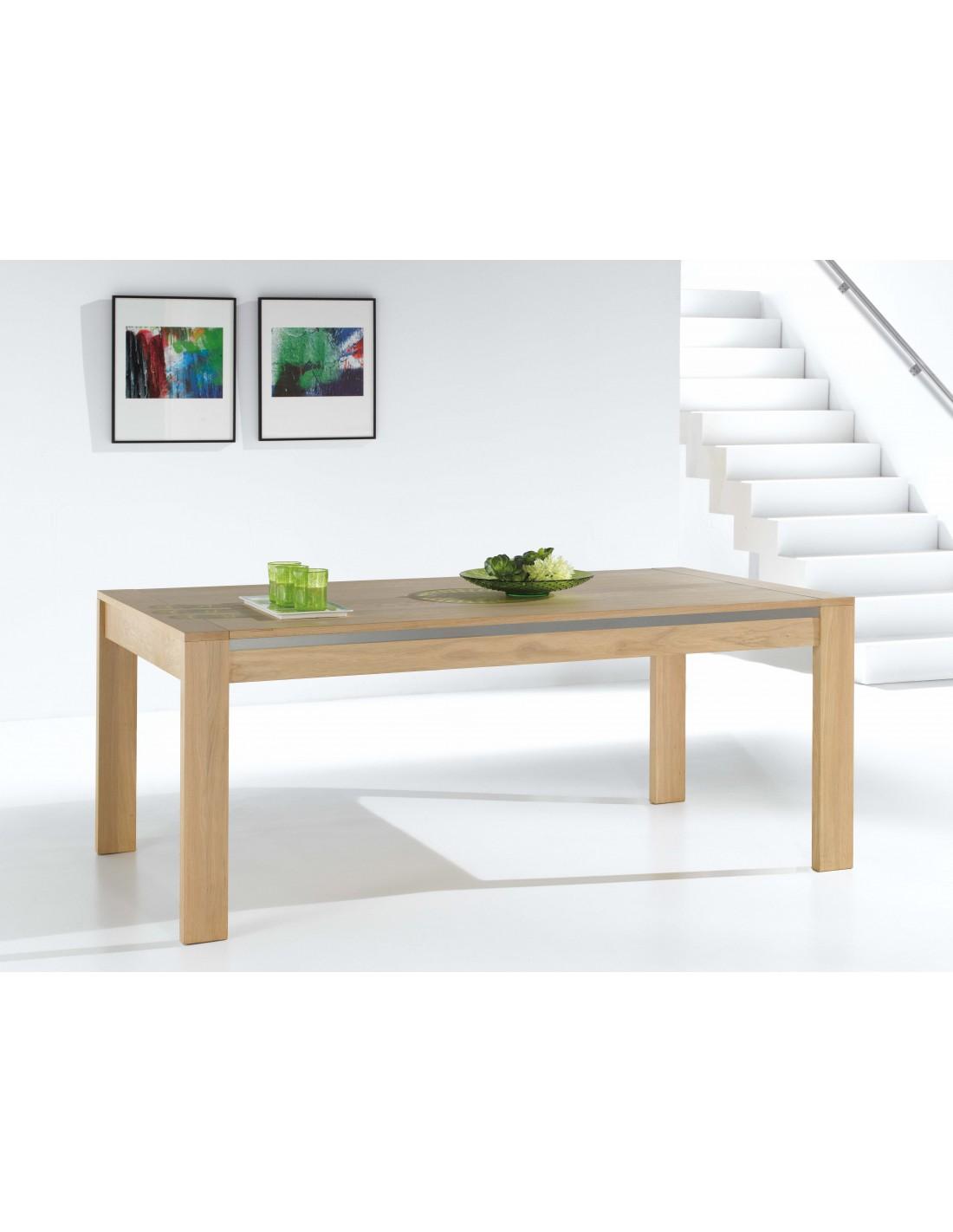 Table Repas, Table Salle à Manger,table Chêne,ateliers De